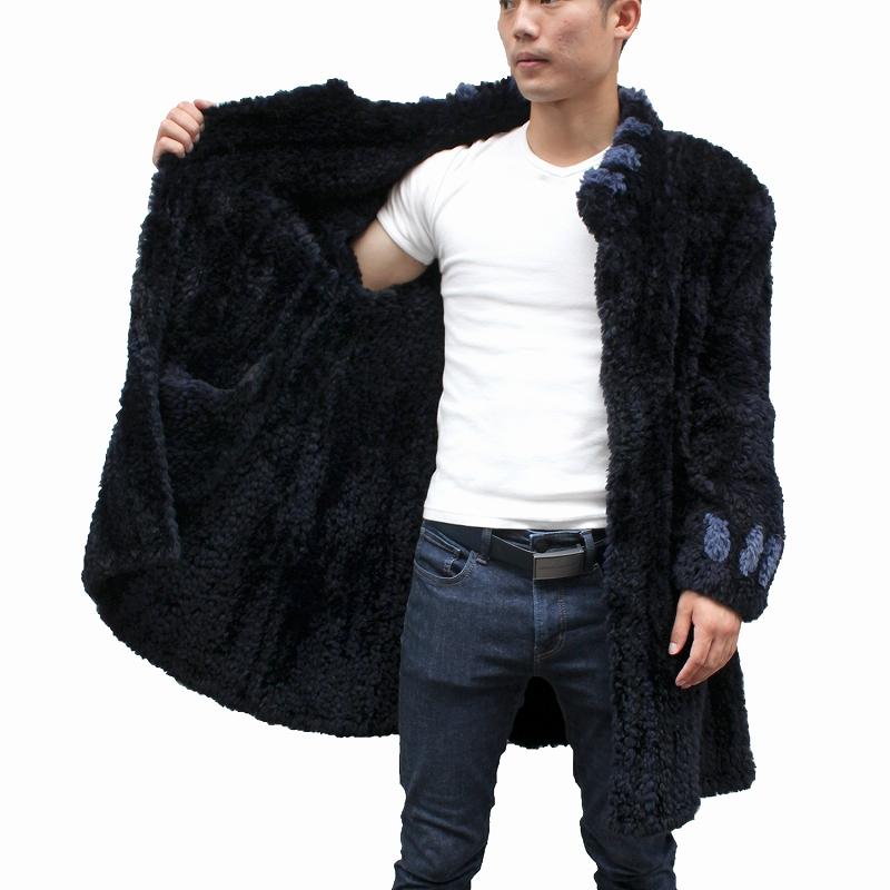 ビーバーヤーン 毛皮コート